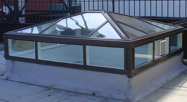 claraboya-patio-luces cerrajeria construgama cornella barcelona