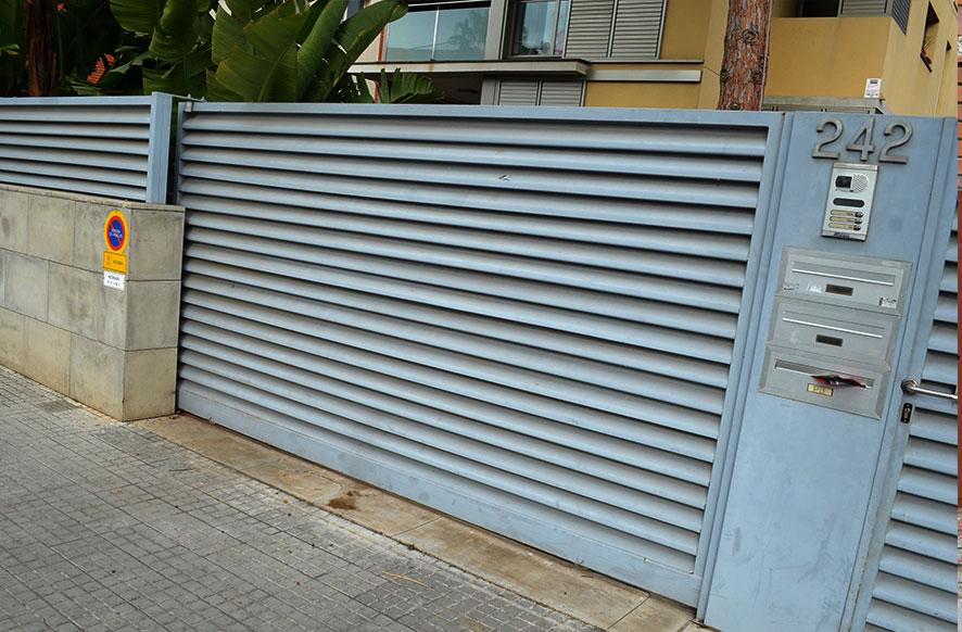 Puertas para metálicas de hierro o acero inoxidable para ... - photo#39